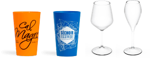 reusable cups for bars and restaurants